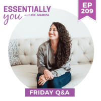 EP209-How-to-Create-a-Morning-Ritual-That-Works-for-You-Friday-QA