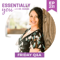 EP231-The-Most-Important-Supplements-to-Take-While-Pregnant-and-in-Postpartum-FRIDAY-QA-sq