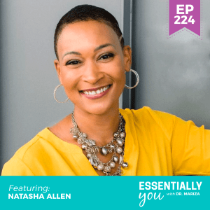#224: How to Finally Let Go of Emotional Eating and Self-Sabotage with Natasha Allen