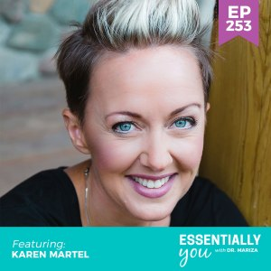 #253: Understanding Weight Loss Resistance & Finding Your Weight Loss Code with Karen Martel