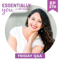 EP278-Intermittent Fasting for Better Focus, Energy and Overall Brain Function-FRIDAY-Q&A-SQ.jpg