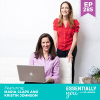 Essentially-You-podcast-ep-Ep285-Maria-Claps-and-Kristin-Johnson-sq
