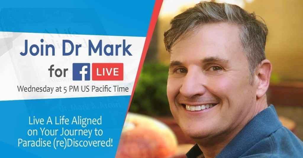 Dr Mark Arcuri FB Live image
