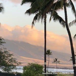 Dr Mark Arcuri Birthday 2019 Maui Image