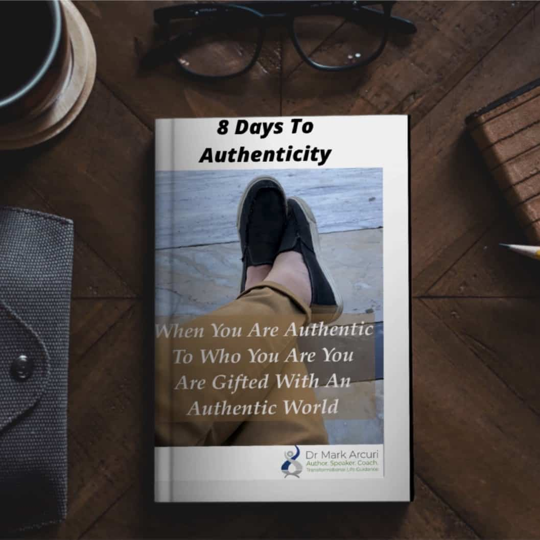 8 Days to Authenticity Cover mock thumbnail