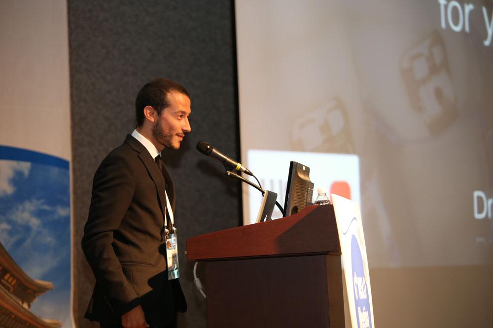 2015 Corea - Dr Martin Pedernera - Cursos Dictados