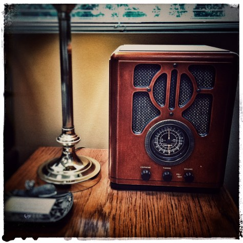Another radio from my collection.