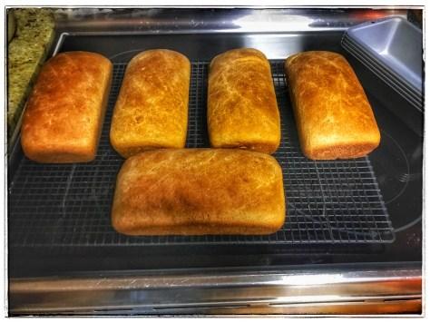 Bread is simple
