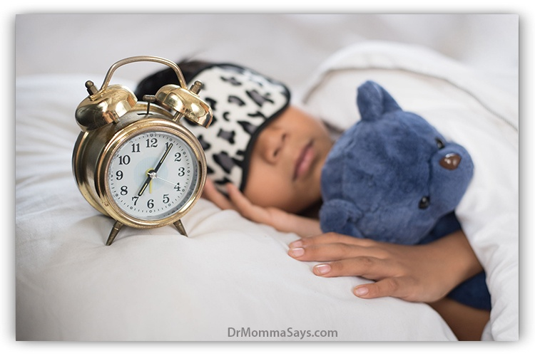 Dr. Momma discusses what it means when a child snores and shares the varying locations of respiratory tract narrowing that causes the problem.