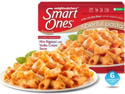 What is in this food? Weight Watchers frozen dinner.