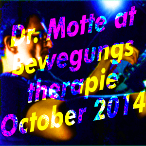New Mix: Dr. Motte @ Bewegungstherapie