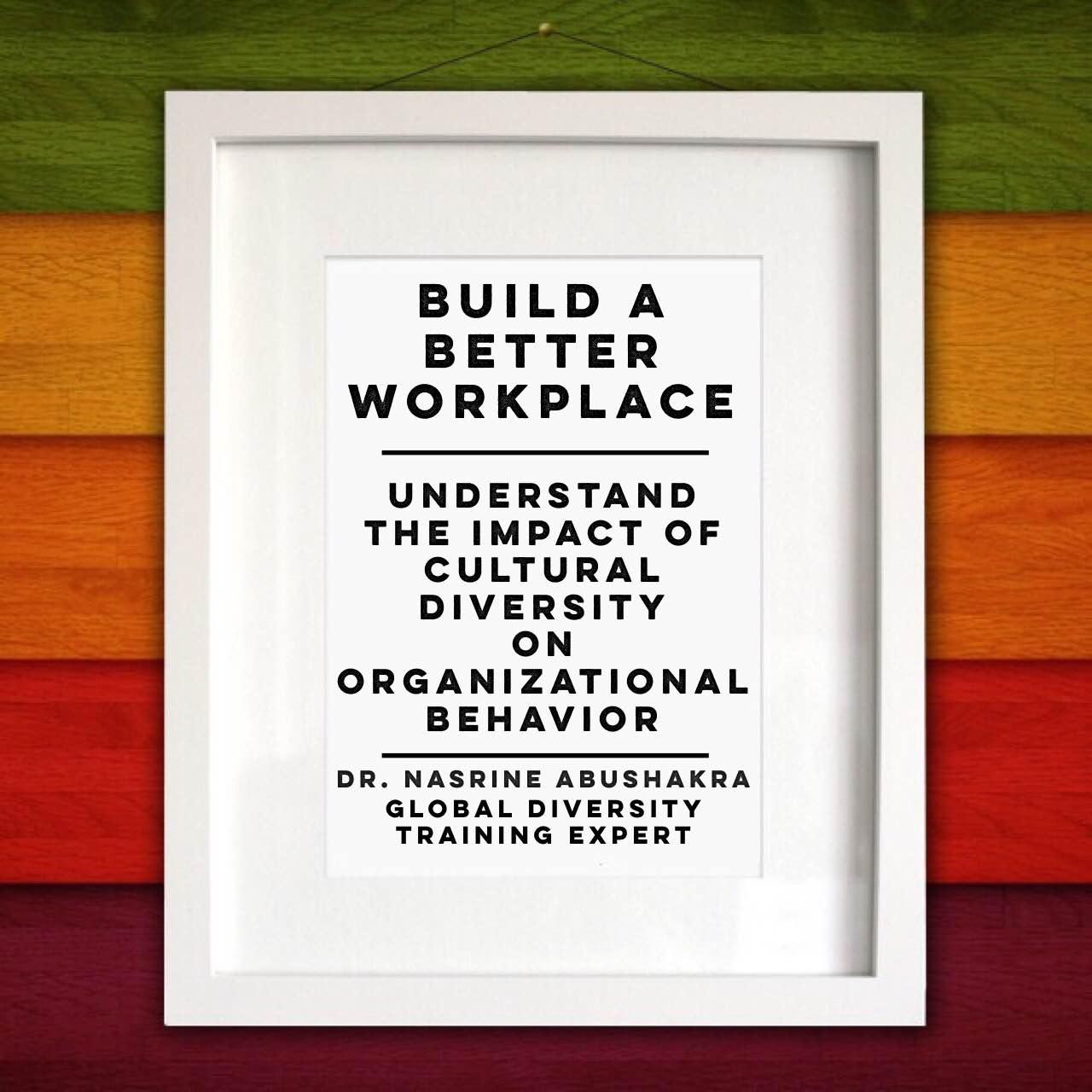 How Cultural Diversity Impacts Organizational Behavior