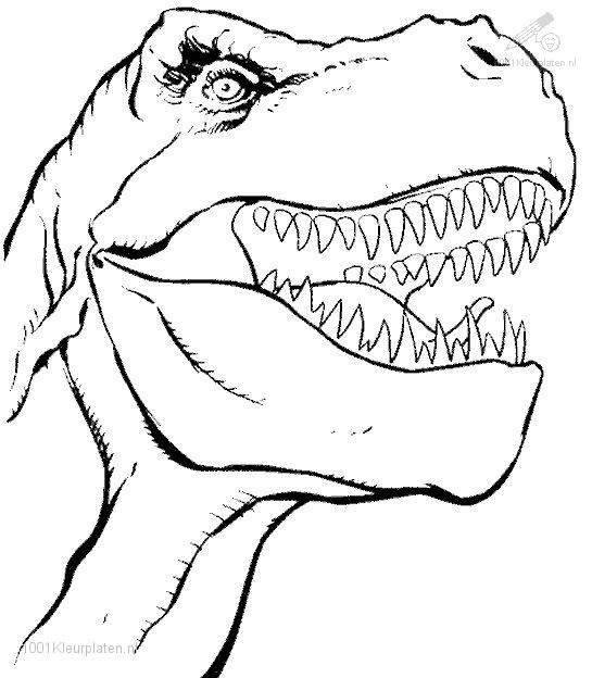 Dinosaur Coloring Pages 2019 Dr Odd