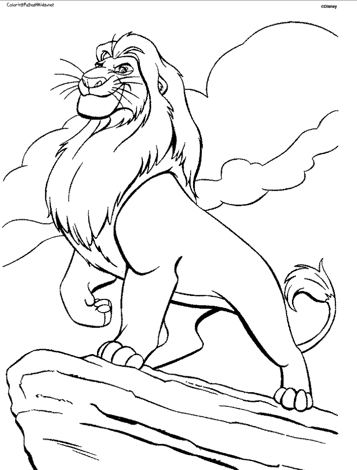 lion king coloring pages 2016 dr odd