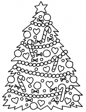 christmas tree coloring sheets 2016 dr odd