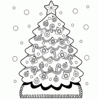 christmas tree coloring sheets 2016 dr odd