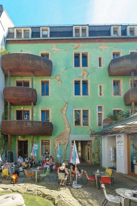 Dresden, Kunsthofpassage