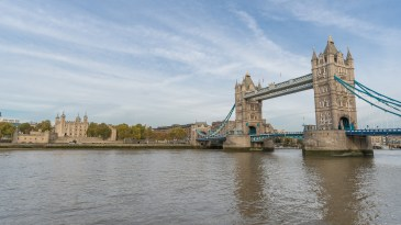 London 2017, Tower Bridge und Tower