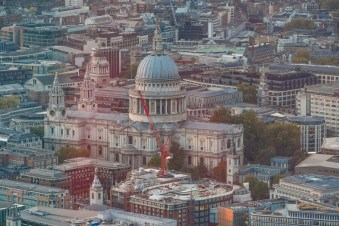 London 2017, St. Pauls Cathedrale