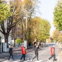 London 2017, Abbey Road