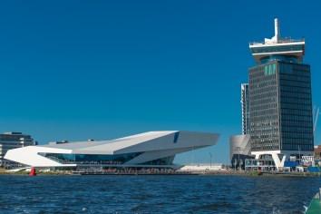 Eye Film und Foto Museum, A´Dam Tower
