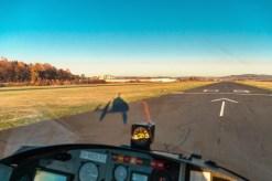 Im Landeanflug