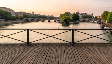 Blick auf Pont Neuf