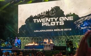 Lollapalooza 2019 - Twenty One Pilots