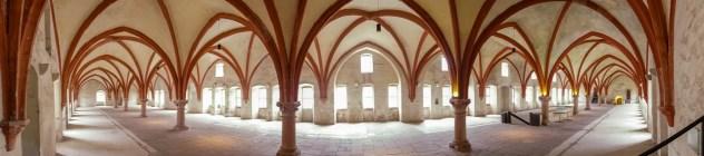 Kloster Eberbach, 180° Panorama