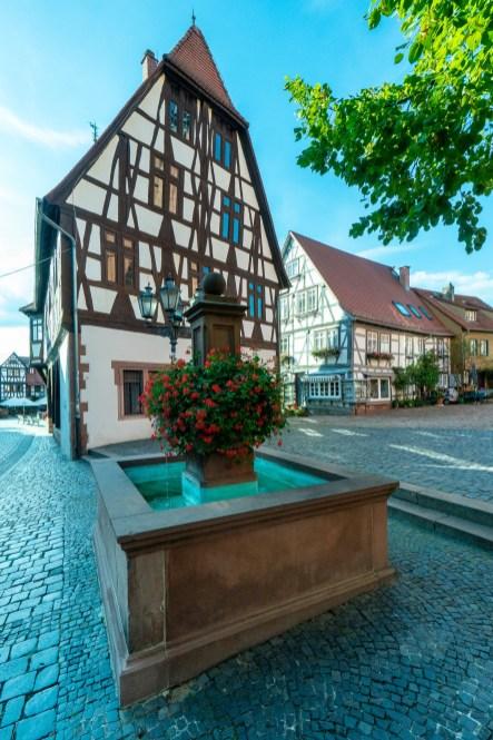 Michelstadt, Odenwald