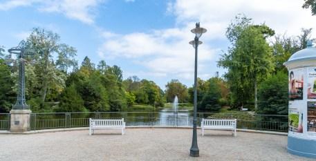 Wiesbaden, Kurpark