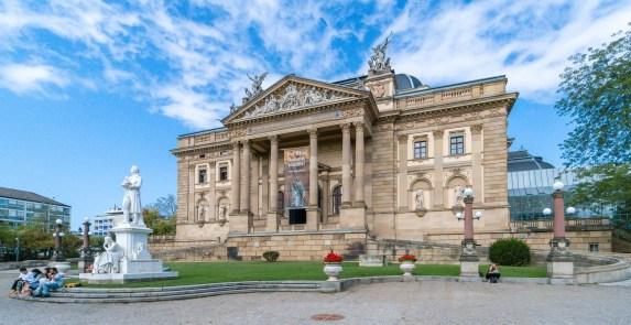 Wiesbaden, Hessisches Staatstheater