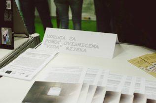 Predstavljanje na Sajmu poslova 2015. Rijeka