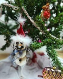 """14.12.2017. Božićna radionica za korisnike i njihovu djecu """"Vilenjaci Djeda Mraza"""""""