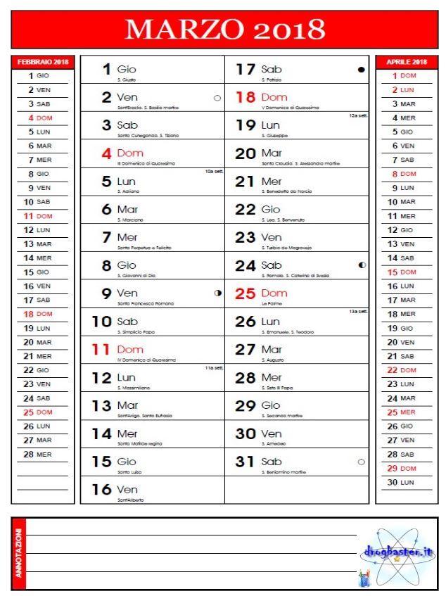 Calendario Marbaro.Calendario 2019 Da Stampare Marbaro Calendarios Hd