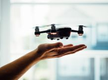 DJI Spark Bewilligung, Mini Drohnen Versicherung, 79 Joule