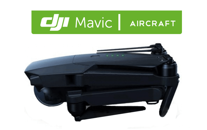 DJI Mavic Release geleakte bilder Preis