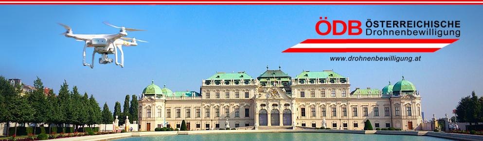 Drohnen-Gesetze in Österreich