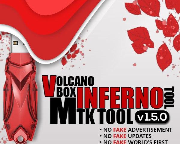 Volcano Inferno MTK 1.5.0 released Fixed MetaMode
