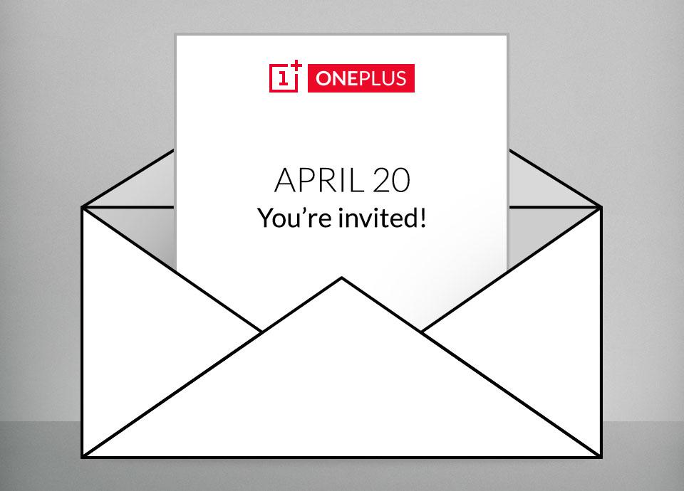 oneplus april 20