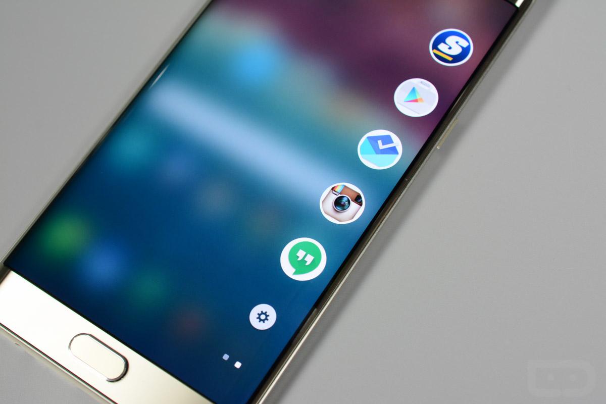 Verizon Galaxy S6 Edge Gets Marshmallow Update Note 5