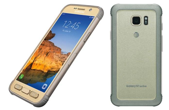 Samsung Galaxy S7 Active Specs Official