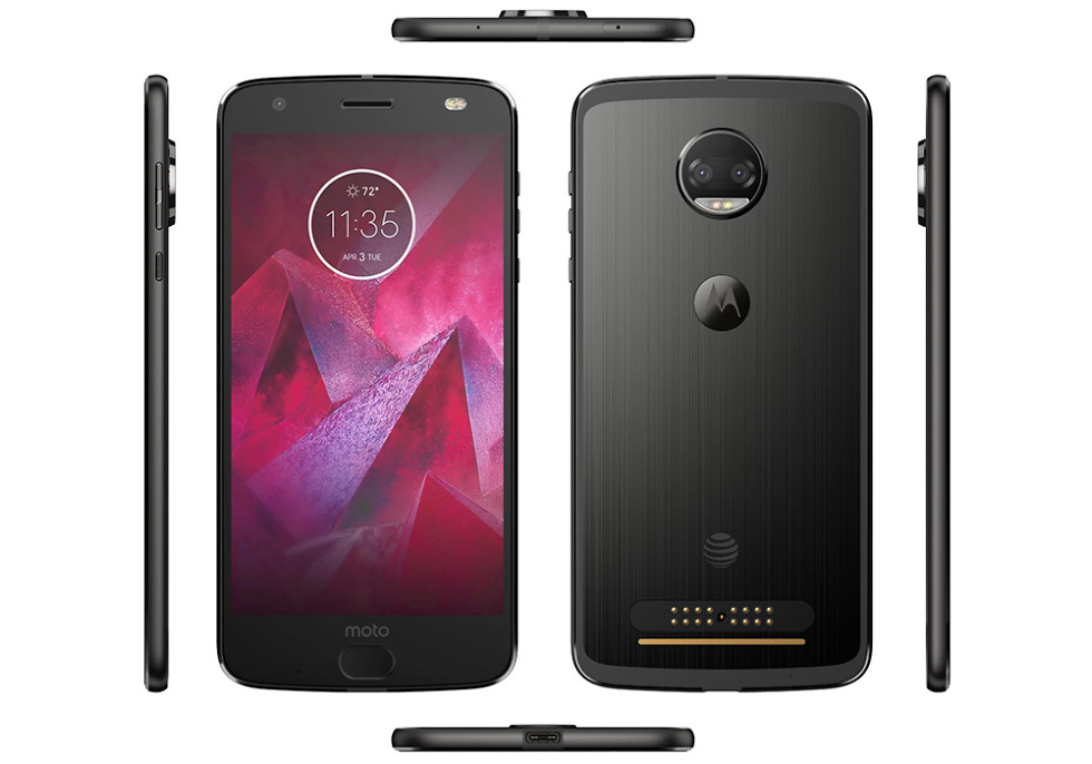 Image result for moto z2 force
