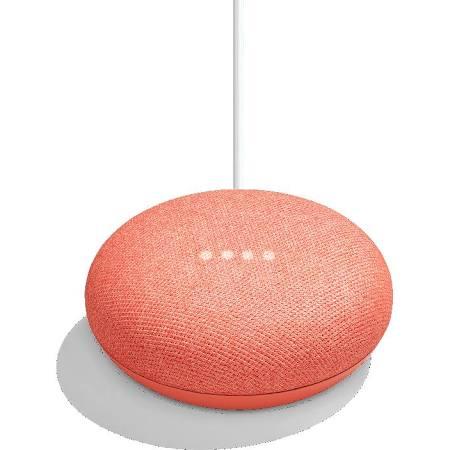 google home mini coral