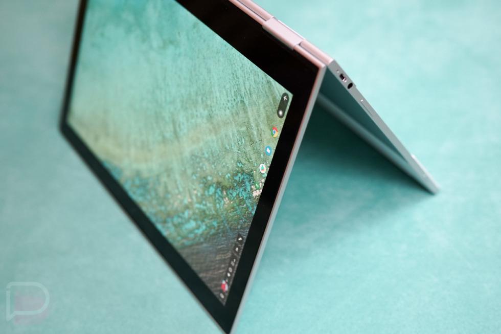 pixelbook chrome os