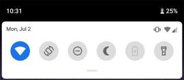 android p dp4 notif berubah