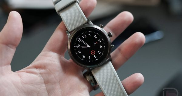 Fossil's Best Gen 5 Watches are 9 Today (6 Off)