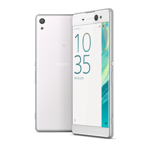 Xperia XA Ultra White Group
