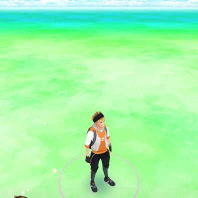 pokemon go screenshot 1