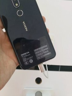 Leaked Live Images of Nokia X (2018) Launching on May 16 6